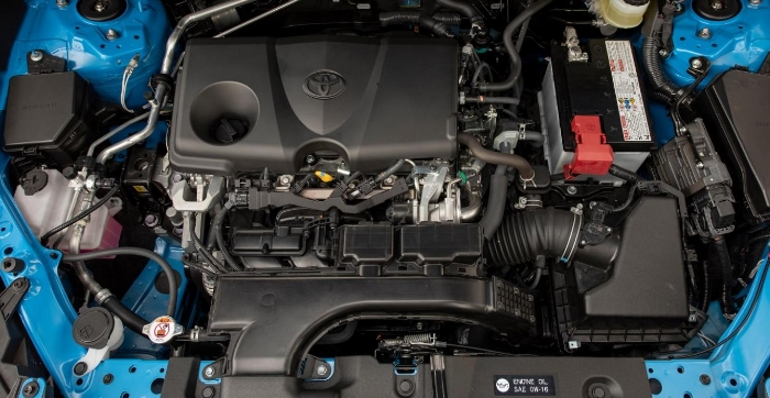2021 Toyota C-HR Engine