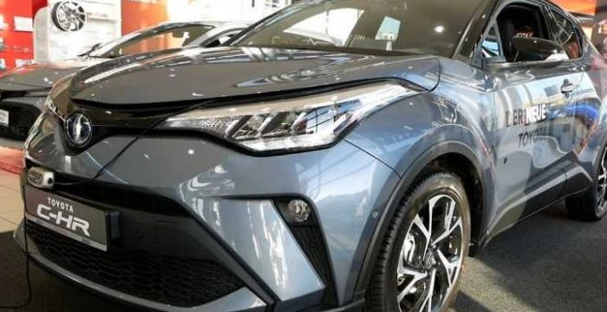 2021 Toyota C-HR Towing Capacity, Cost, Lease Deals