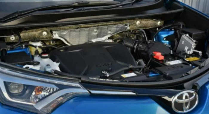 2021 Toyota RAV4 Engine