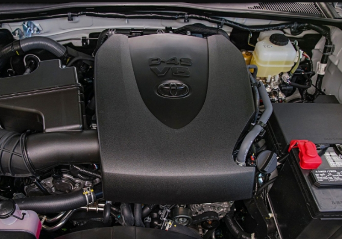 2021 Toyota Tacoma Engine