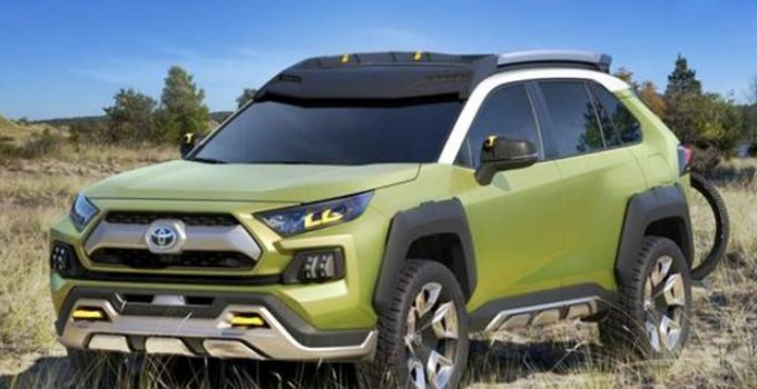 2022 Toyota RAV4 Release Date, Colors, Redesign