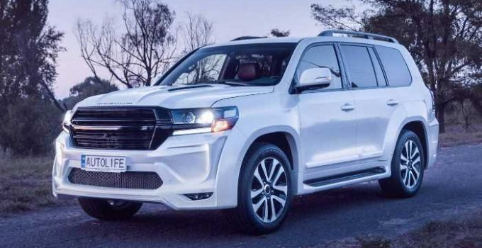 New 2022 Toyota Land Cruiser Release Date, Redesign, Price