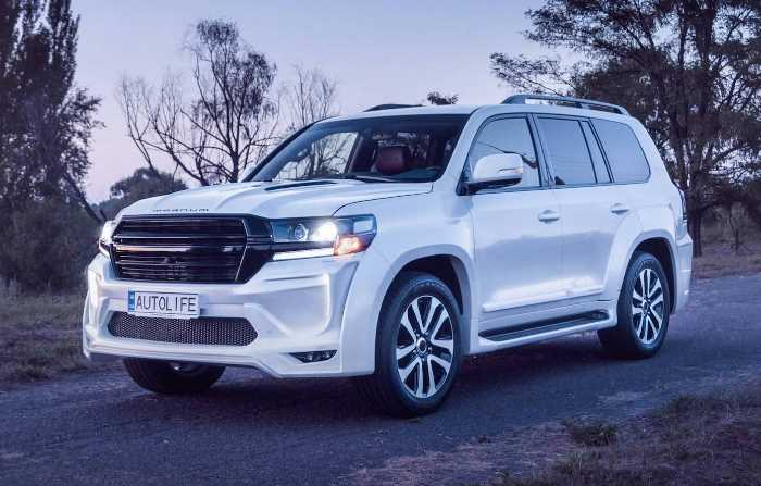 New 2022 Toyota Land Cruiser Release Date