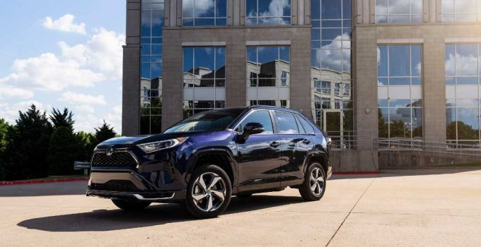 New 2022 Toyota RAV4 Prime Release Date, Price, Changes