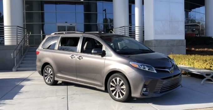 New 2022 Toyota Sienna Towing Capacity, MPG, Release Date