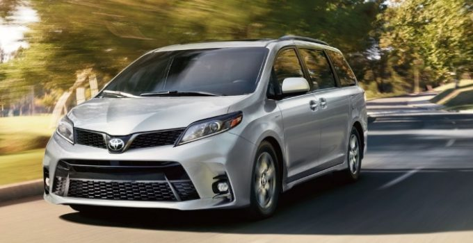 New 2022 Toyota Sienna Release Date, Dimensions, Price