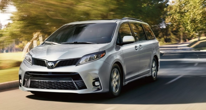 New 2022 Toyota Sienna Release Date