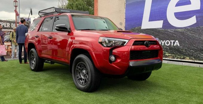 New Toyota 4Runner 2022 Model, Release Date, Colors