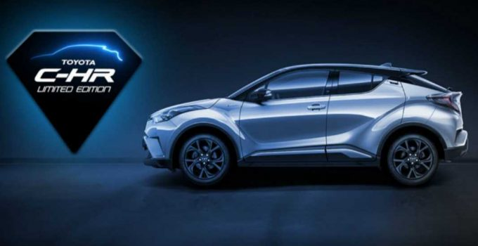 New Toyota C-HR 2022 Redesign, Release Date, AWD