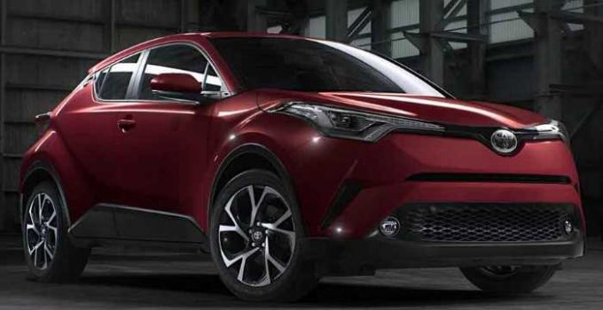 New Toyota C-HR XLE 2022 Redesign, Release Date, Price