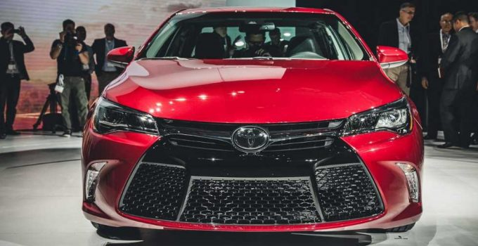 New Toyota Camry 2022 Release Date, Redesign, Price