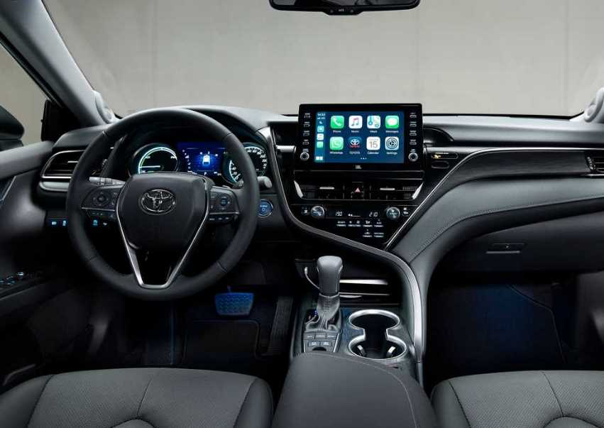 New Toyota Camry 2022 Release Date