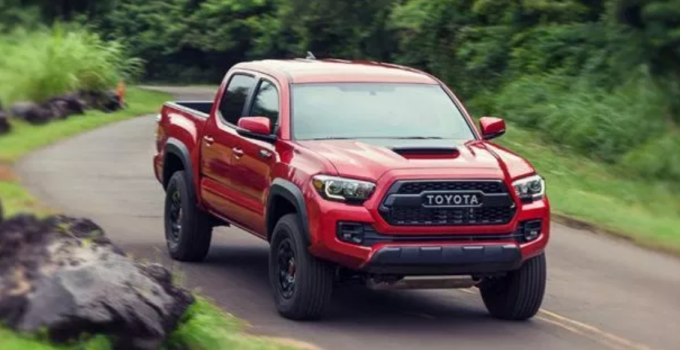 New Toyota Tacoma 2022 Colors, Diesel, Redesign