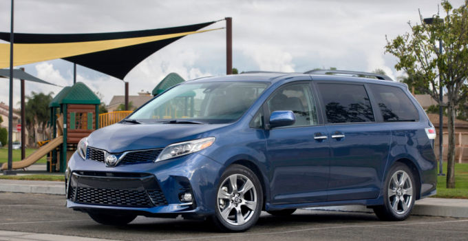 Toyota Sienna 2022 MPG, Release Date, Dimensions