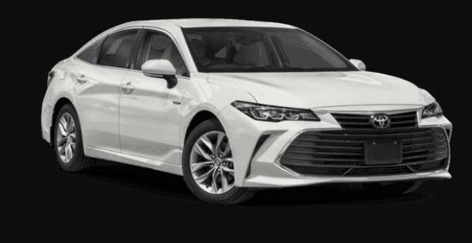 New Toyota Avalon Hybrid 2022 Review, Colors, Release Date