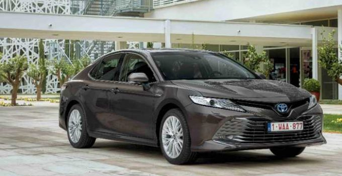 New Toyota Camry Hybrid 2022 Price, Review, Changes